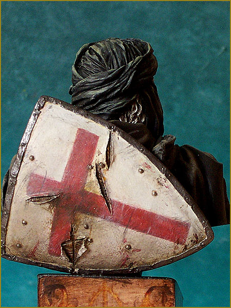 YOUNG MINIATURES -YH 1827- KNIGHT TEMPLAR IN JERUSALEM Antoni12