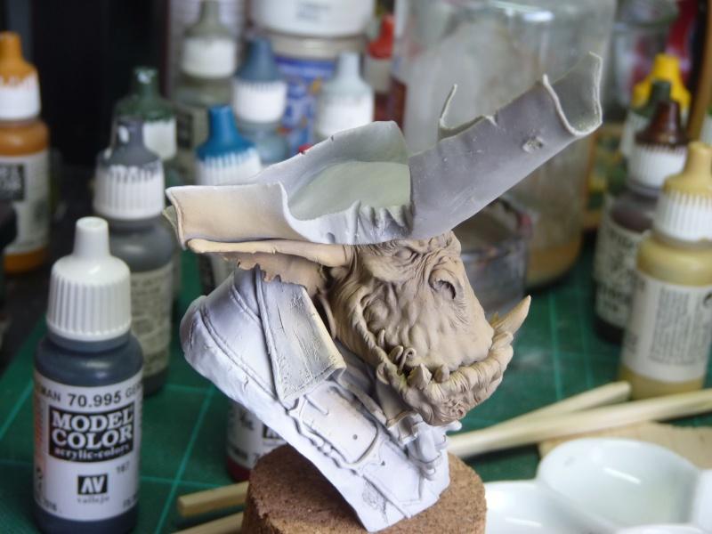 Buste Orks Pirates LeBen Studio par pisco P1040512