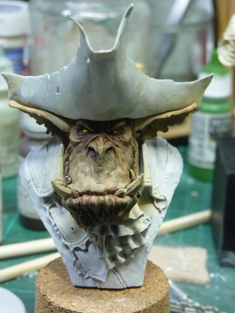 Buste Orks Pirates LeBen Studio par pisco P1040516