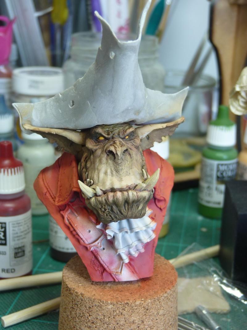 Buste Orks Pirates LeBen Studio par pisco P1040517