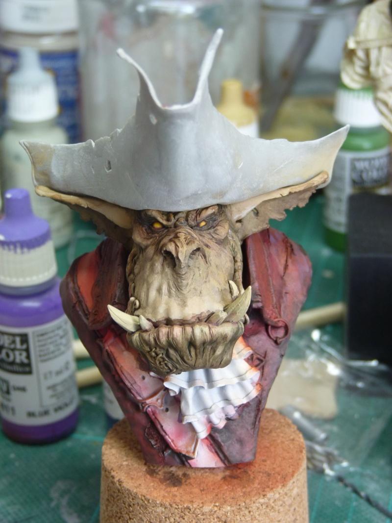 Buste Orks Pirates LeBen Studio par pisco P1040518