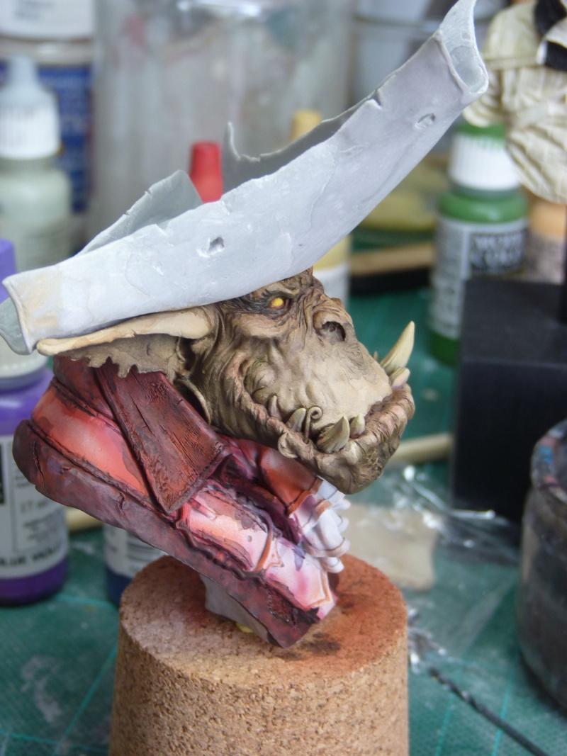 Buste Orks Pirates LeBen Studio par pisco P1040519