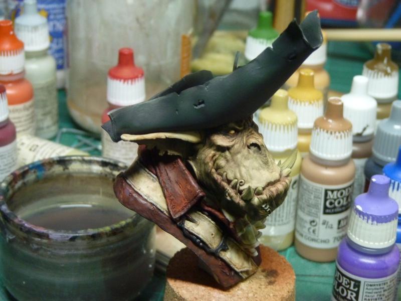 Buste Orks Pirates LeBen Studio par pisco P1040521