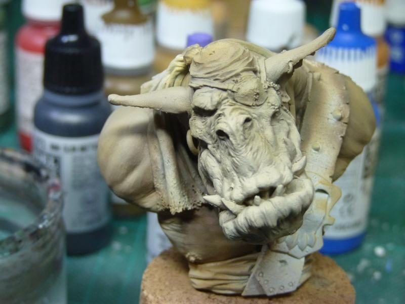 Buste Orks Pirates LeBen Studio par pisco P1040522