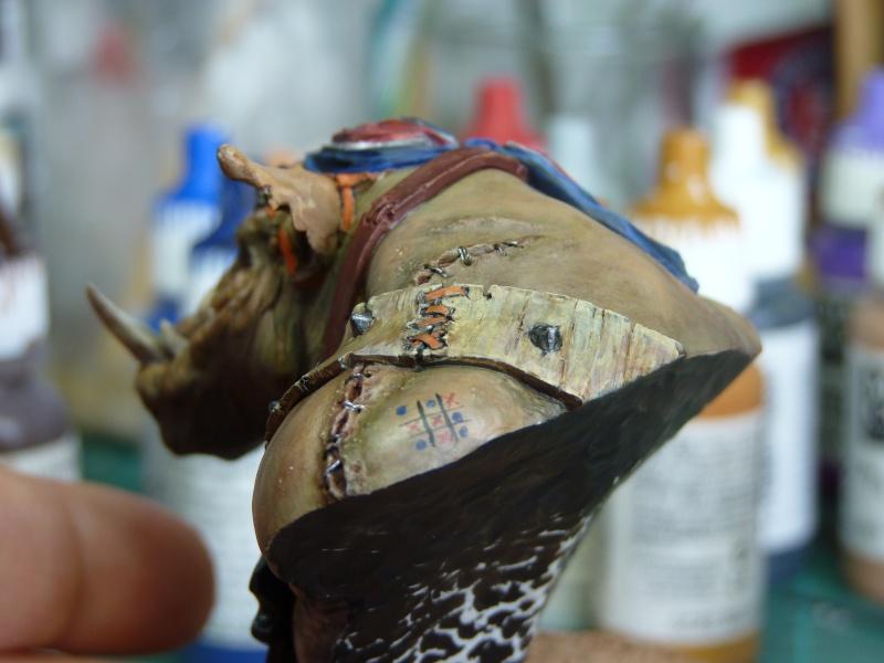 Buste Orks Pirates LeBen Studio par pisco P1040612