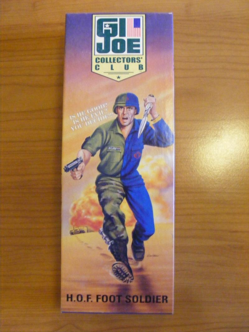 G.I. JOE COLLECTORS CLUB H.O.F. FOOTSOLDIER Dscf3111
