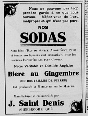 Une ginger beer de J. St-Denis Sherbrooke? 11_mai10