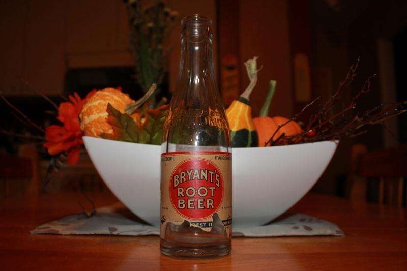 Bryant's root beer Bryant10