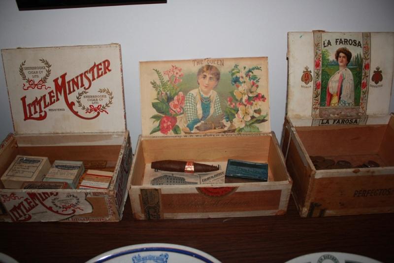 Boîtes de cigare - Sherbrooke Cigar310