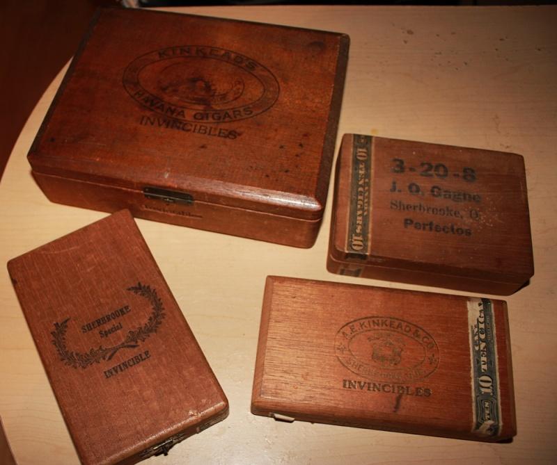 Boîtes de cigare - Sherbrooke Cigar410