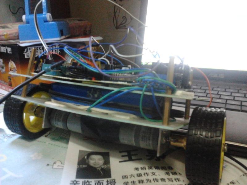 【DIY立式小车的制作进程贴】 2013-112