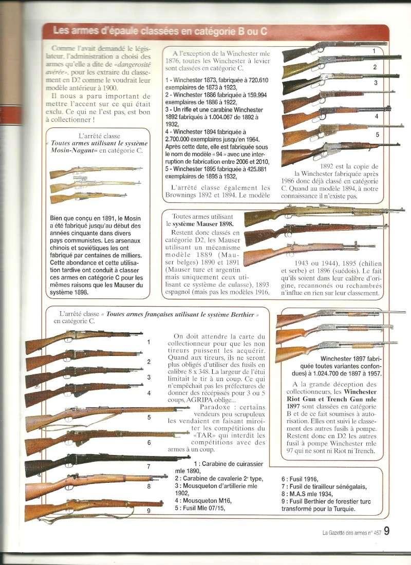 declaration fusil lebel ou mauser ou enfield calibre d'origine - Page 6 Arata_10