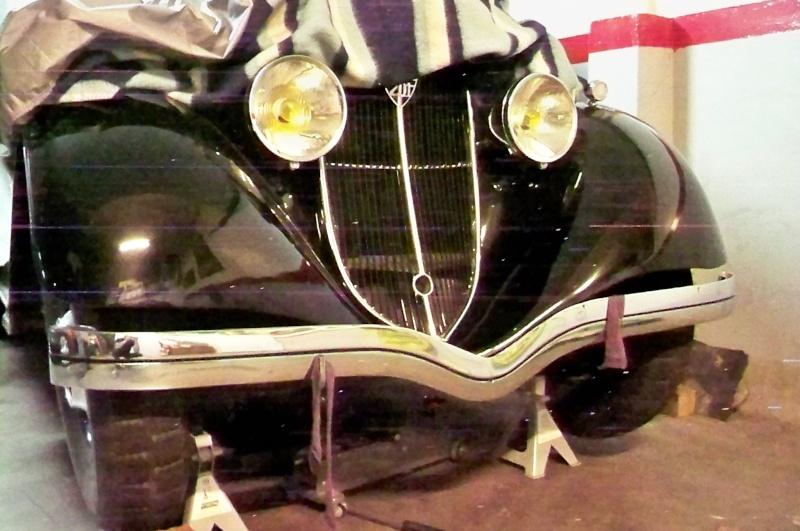 Piece pare chocs Peugeot 201 serie BR 100_0526