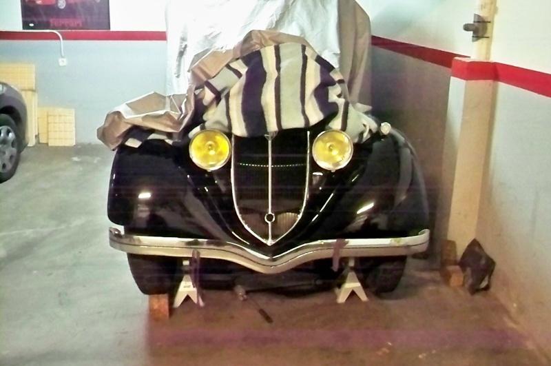 Piece pare chocs Peugeot 201 serie BR 100_0527