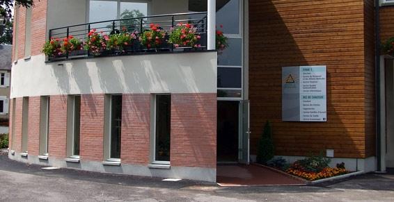 Centre Hospitalier Ainay le Chateau- recommandé par Neptune