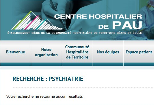 Centre Hospitalier Pyrénées (Pau, 64) - Avis et témoignages Pauchu11