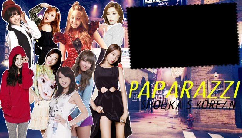 SKSD Second Single Paparazzi/Hoot Papara10