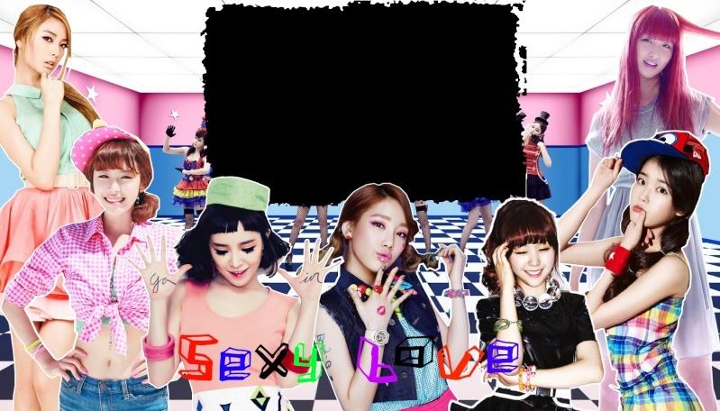 B-ara Second Sindle: Sexy Love Sexy_l11