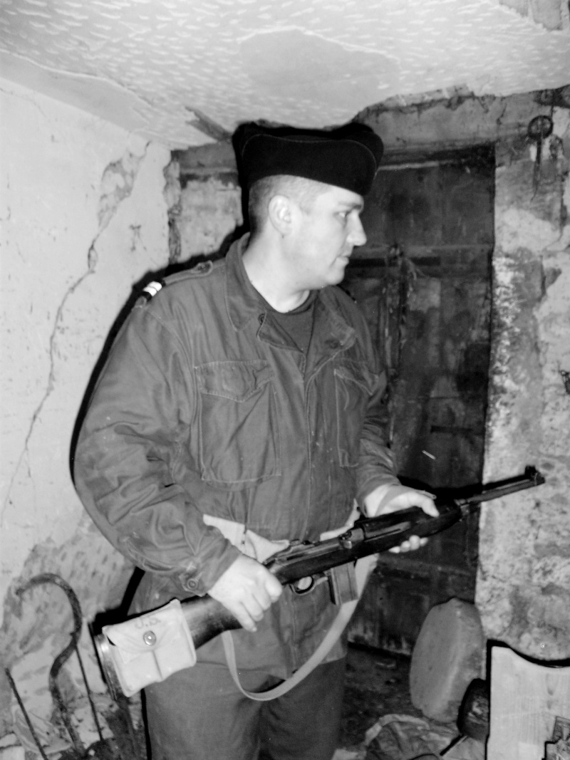Libération 1944 - troupes françaises - 2DB Vautie10