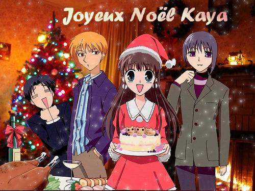 Le père Noël ammène sa hotte remplie de cadeaux pour tous les enfants sages! Kaya1_11
