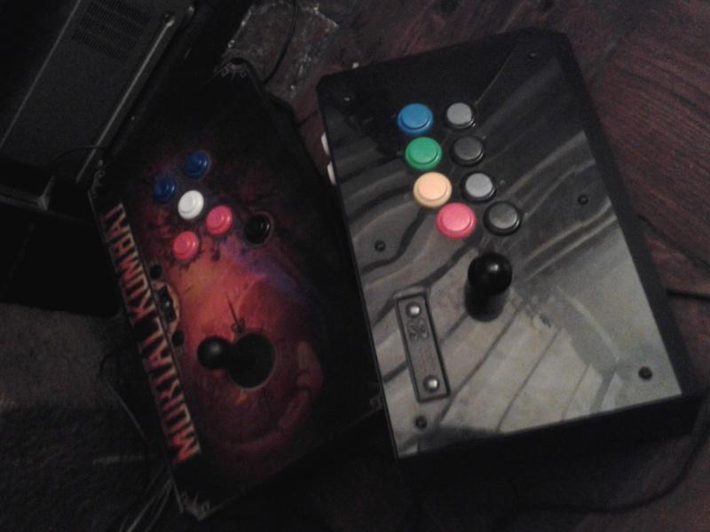 [MODD] Stick Neo Geo 20140318