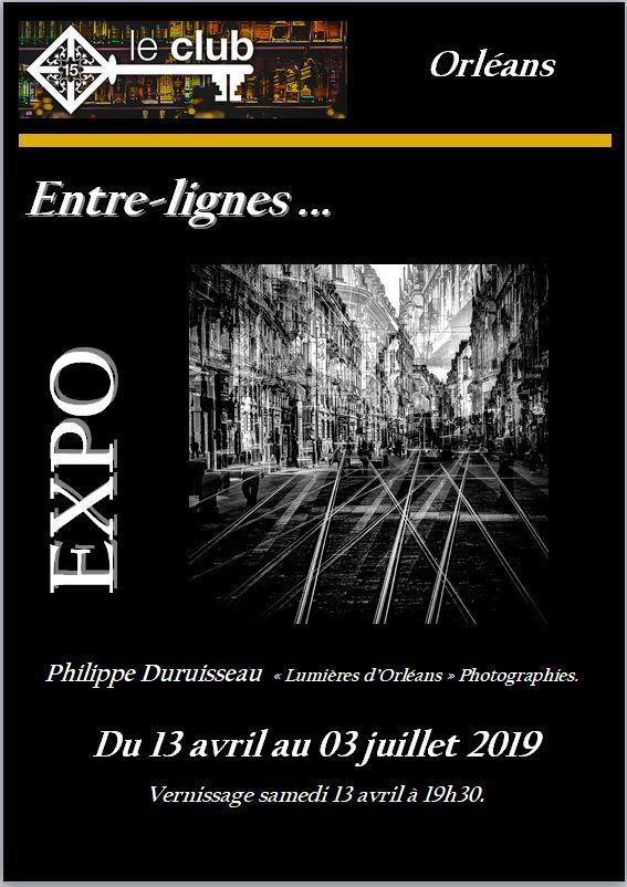 Expo Orléans. Flyer11