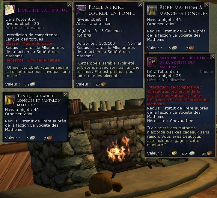 Les factions de réputation Screen21