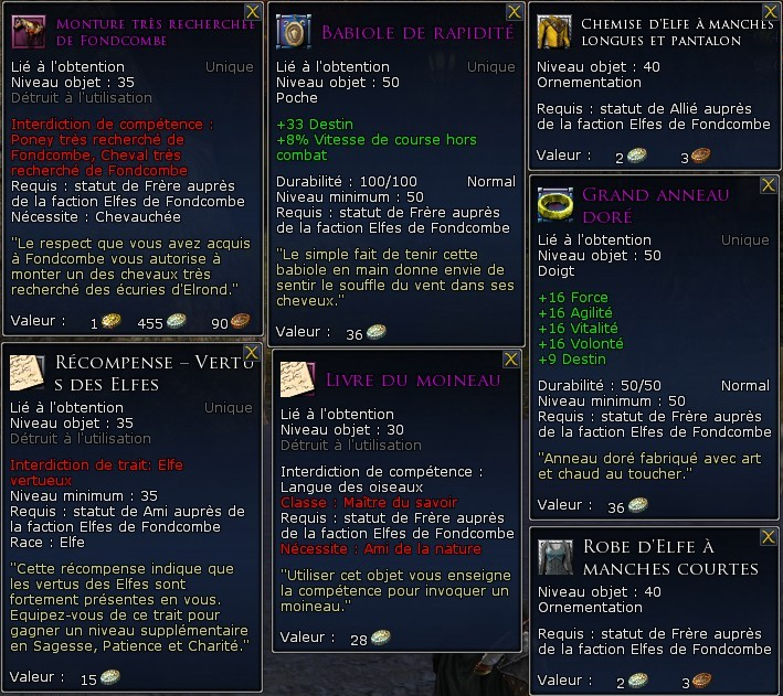 Les factions de réputation Screen36