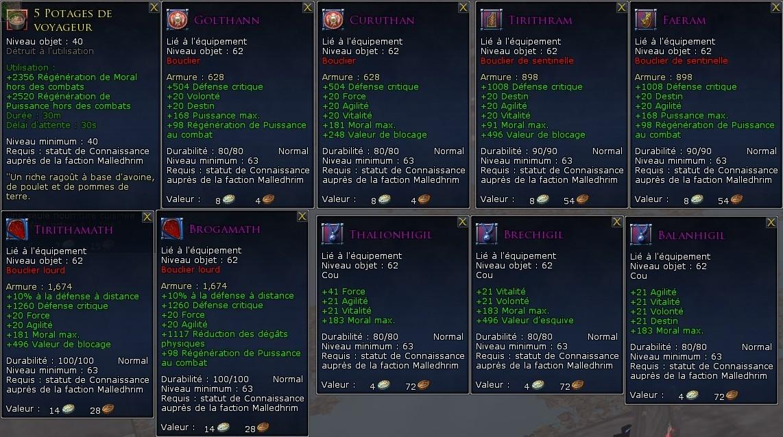 Les factions de réputation Screen50