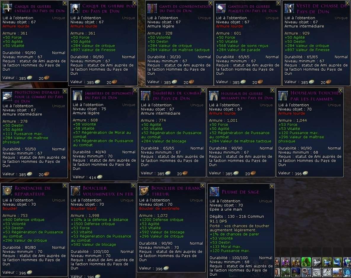 Les factions de réputation Screen64