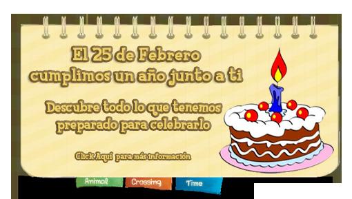 Eventos 1º Cumpleaños ACT Portal11