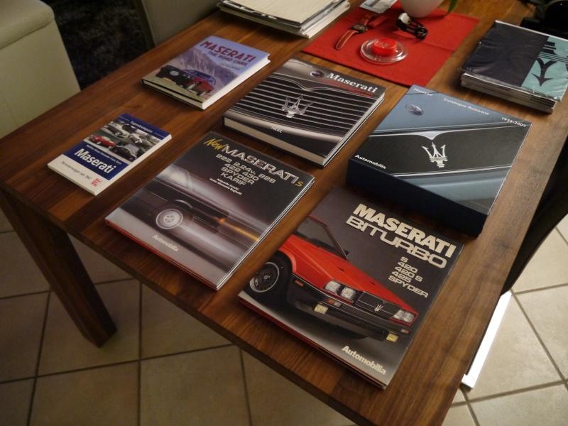 Maserati Biturbo: l'albero genealogico - Pagina 4 P1000410