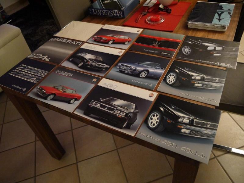 Maserati Biturbo: l'albero genealogico - Pagina 4 P1000411