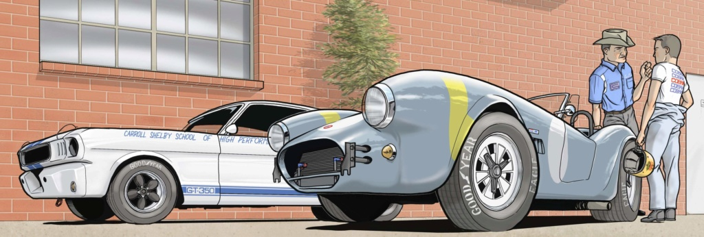 Illustration Atelier Shelby American Shelby10