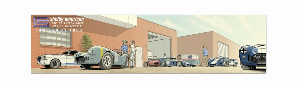 Illustration Atelier Shelby American Shelby11