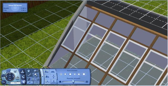 [Apprenti] Intégrer les fenêtres inclinées à un bâtiment  210