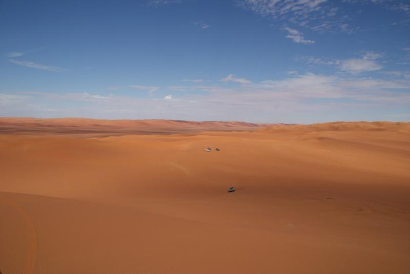 J'adore l'Afrique et ses déserts je souhaite beaucoup apprendre de vous. Dsc00912