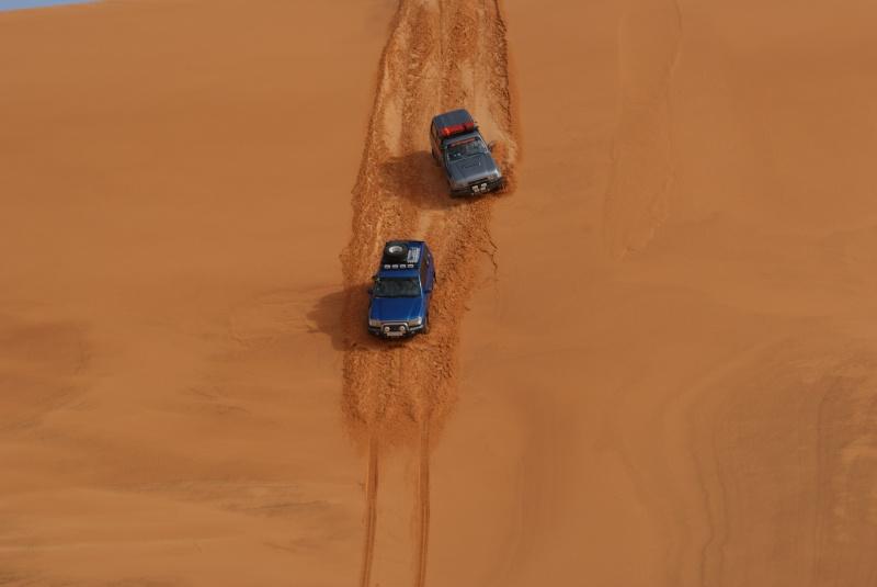 J'adore l'Afrique et ses déserts je souhaite beaucoup apprendre de vous. Dsc03710