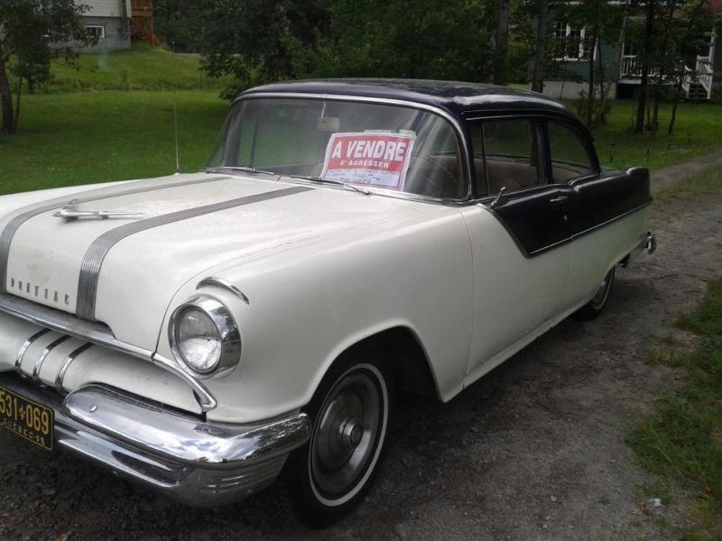 1955 Pontiac 4500 dollars pas cher  _2011