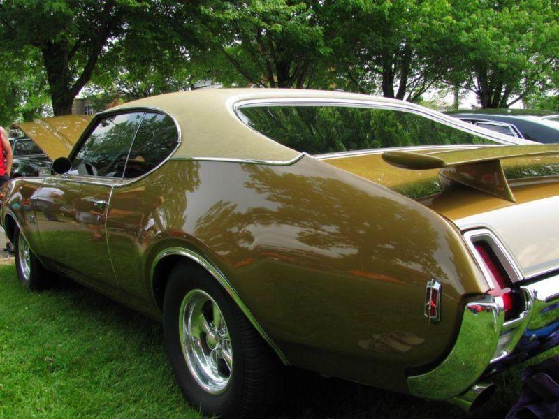 une autre pour domtruck 1969 Oldsmobile 442 Coupé  _20_1011