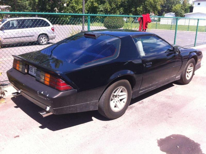1986 Chevrolet Camaro Coupé  _20_1110