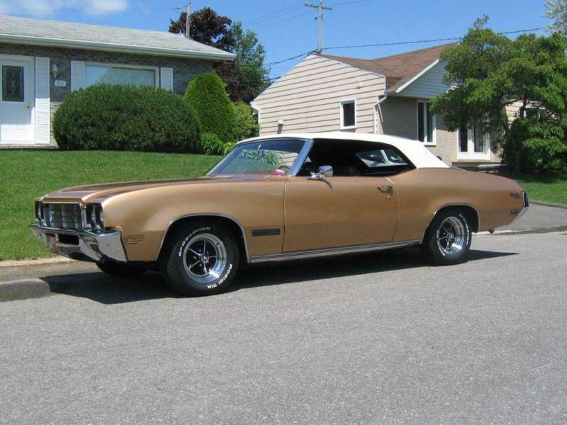 1971 Buick Skylark custom Cabriolet  _20_910