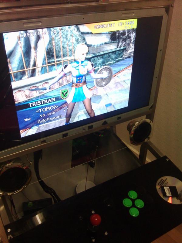 [VDS] Namco System 246 Ver B. + Soul Calibur 2 + Tekken 4. Img_2012