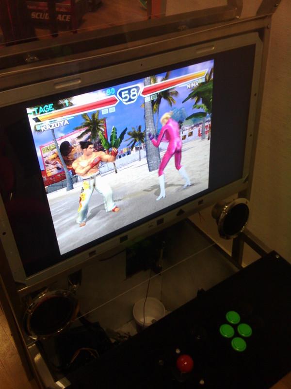[VDS] Namco System 246 Ver B. + Soul Calibur 2 + Tekken 4. Img_2013