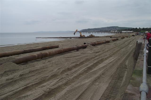 AL-IDRISI sand-dreger at colwyn bay Dscf5018