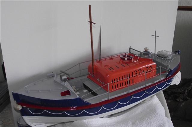 OAKLEY LIFEBOAT  HAR - LIL Rhyl lifeboat Dscf5120