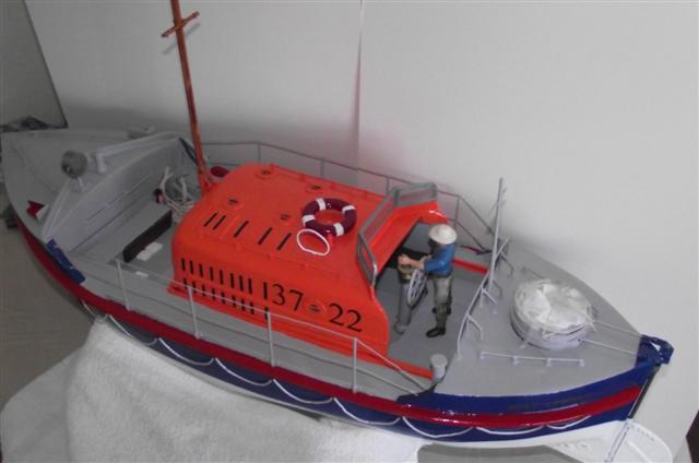 OAKLEY LIFEBOAT  HAR - LIL Rhyl lifeboat Dscf5121