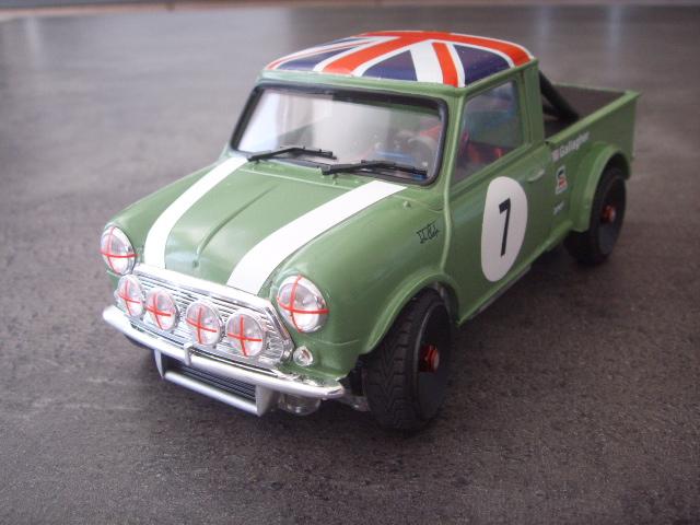 Mini Austin Cooper Mini110