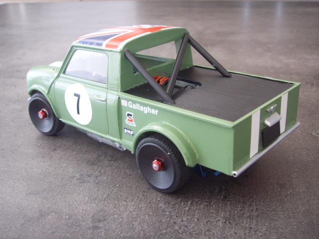 Mini Austin Cooper Mini210