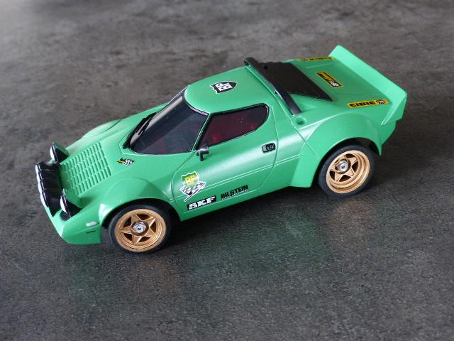 lancia stratos autoscale ( racing version ) P1000020